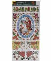 Kerst raamstickers type 3 10088775
